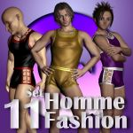 Homme Fashion Set 11