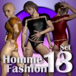 Homme Fashion Set 13