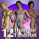 Homme Fashion Set 12
