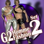 G2 Homme Fashion Set 2