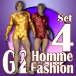 G2 Homme Fashion Set 4