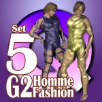 G2 Homme Fashion Set 5