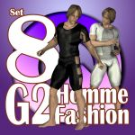 G2 Homme Fashion Set 8