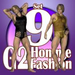 G2 Homme Fashion Set 9
