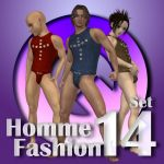M4/H4 Homme Fashion 14