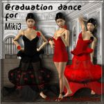 Graduation Dance for Miki3