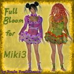 Full Bloom for Miki3