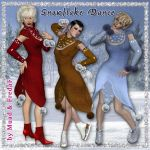 Snowflakedance for V4,A4,Girl4,Stephanie4