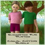 Playtime Casual Cotton Bundle for K4 Basicwear
