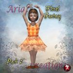 Floral Fantasy for Kids4 Ballet Pack 2