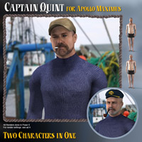 Captain Quint for ApolloMax
