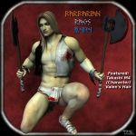Sickle Barbarian Rags M4H4