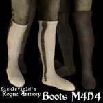 Rogue Armory Boots M4H4