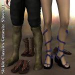 Sickle Classics Genesis: Shoes 01