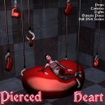 Pierced Heart Props And Scenes