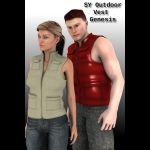 Sickle Outdoor Vest Genesis