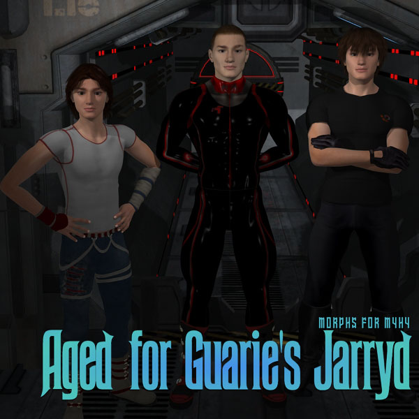 Aged for Guarie's Jarryd M4H4