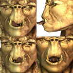 Troll Tongue Morphs