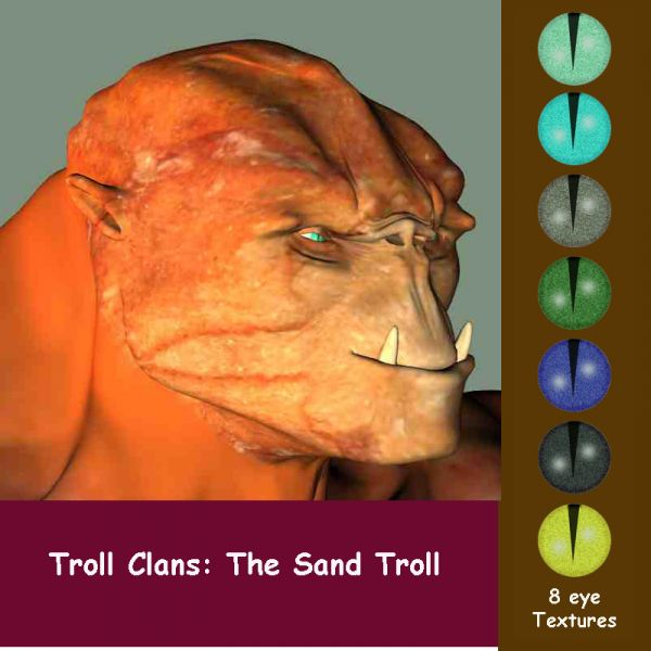 Sand Troll Complete