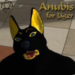 Anubis for Jager