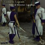 Lemuria Legends for Tales of Adventure Legendary