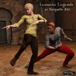 Lemuria Legends for Narquelir Kiir