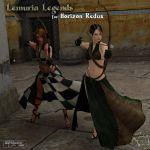 Lemuria Legends for Horizon Redux