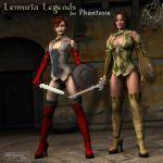 Lemuria Legends for Phantasie