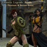 Lemuria Legends Bundle for Phantasie & Horizon Redux