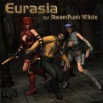 Eurasia for SteamPunk Wilde