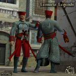 Lemuria Legends House of Thule for Tales of Adventure Legendary