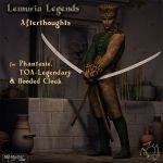 Lemuria Legends Afterthoughts