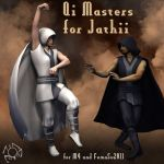 Qi Masters for Jathii