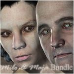Old Couple Milo & Maja Bundle