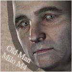 Old Man Milo for M4