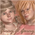 Ginny and Genny Bundle