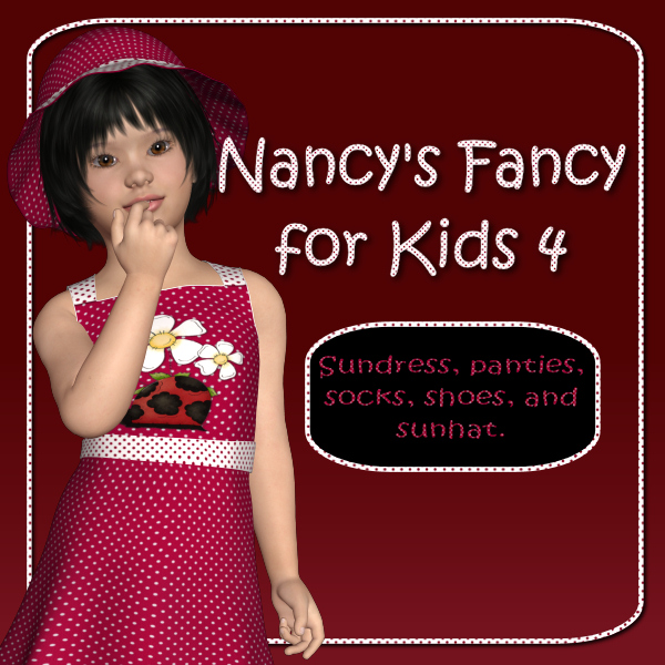 Nancy's Fancy for K4