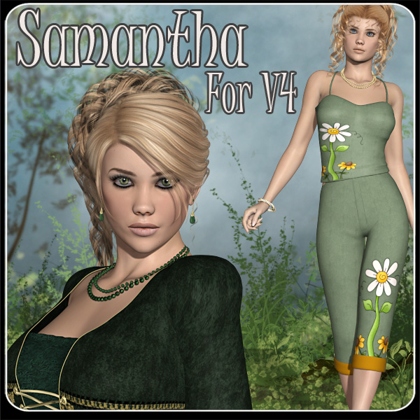 Samantha for V4