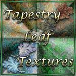 Tapestry Leaf Textures