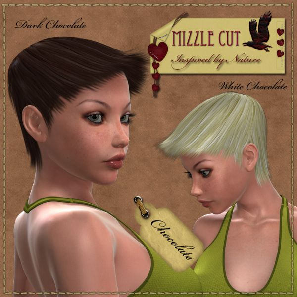 Inspired by Nature for Mizzle Cut Hair