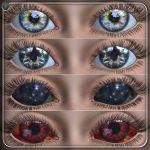 ML Fantasy Eyes for Mavka
