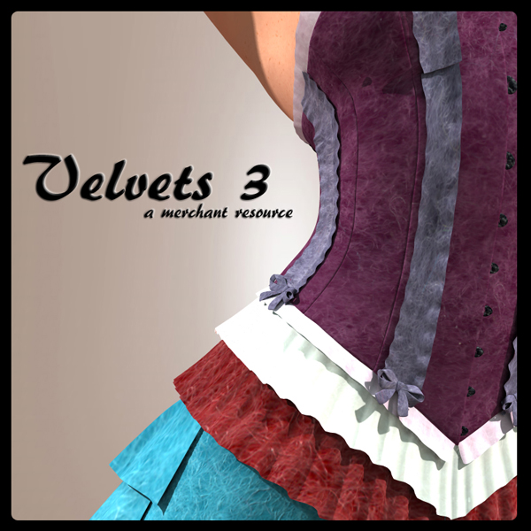 Velvets III - a merchant resource