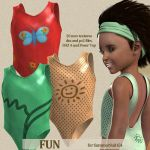 Fun for K4 Summersuit