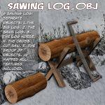 SawingLog.obj