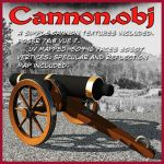 Cannon.obj