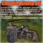 ChoppingStump.obj