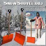 SnowShovel.obj