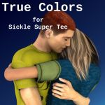 True Colors for the Sickle Super Tee
