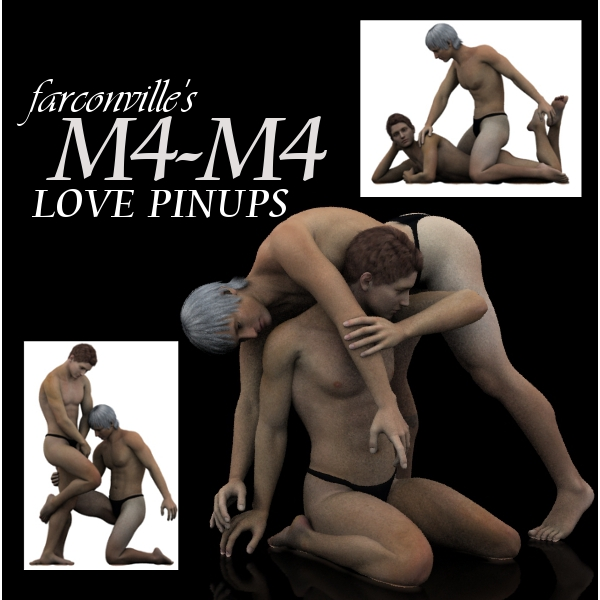 Farconville's Love Pinups for M4-M4