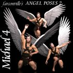 Farconville's Angel Poses 2 for Michael 4